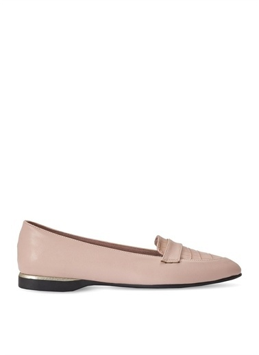 Sole Sisters Sole Sisters Loafer Pudra